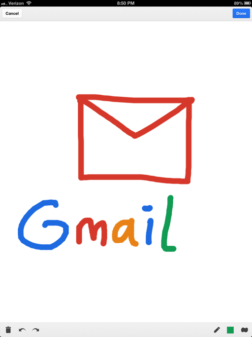 Scribbles-for-Gmail