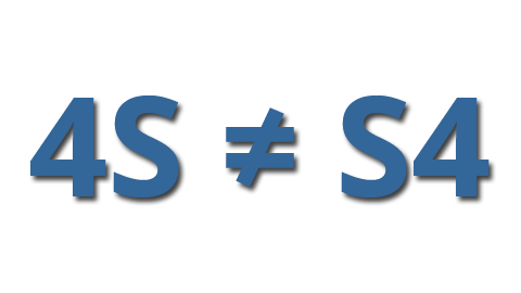 4s-is-not-s4