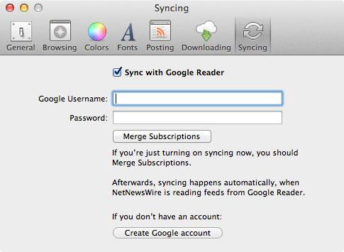 NetNewsWire-Google-Reader-Sync
