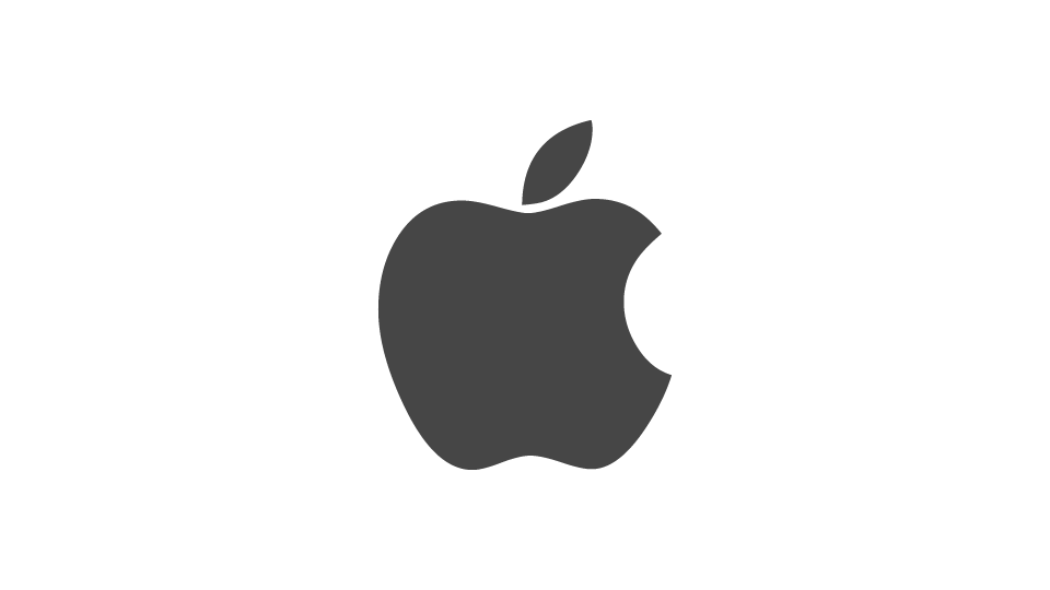 Apple-Logo-splash