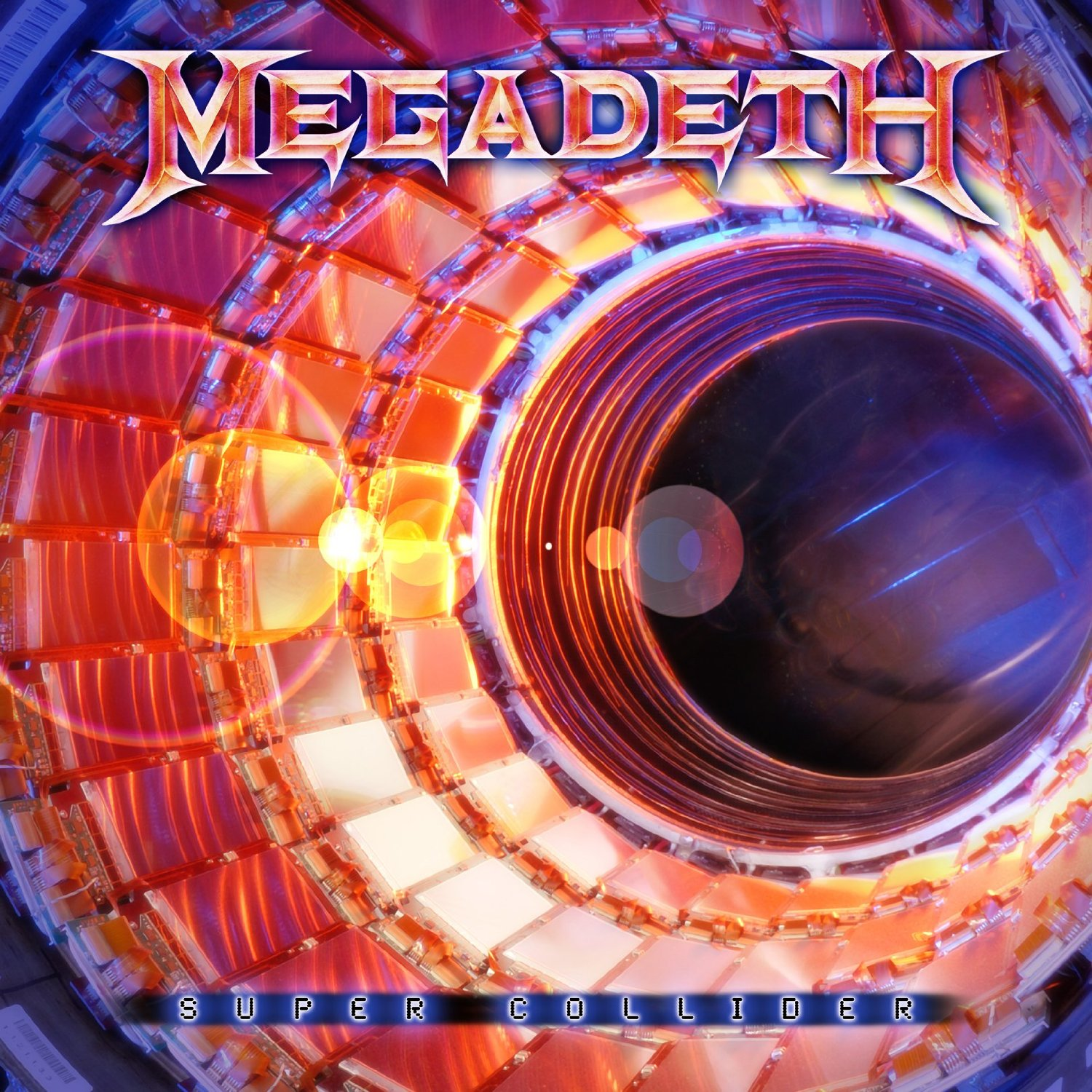 Megadeth Super Collider 1500x1500