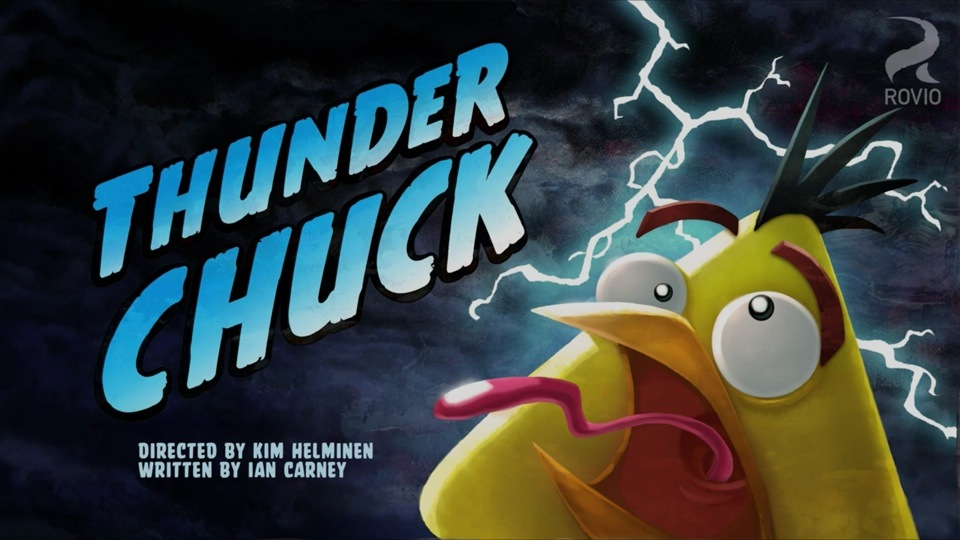 Thunder Chuck | Angry Birds Wiki | FANDOM powered by Wikia