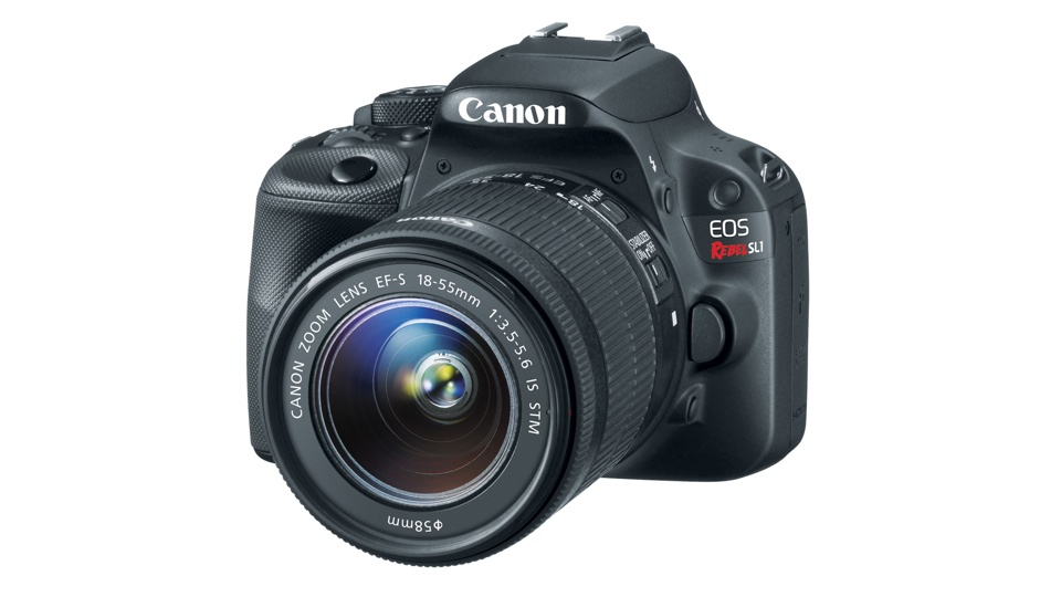Canon EOS Rebel SL1