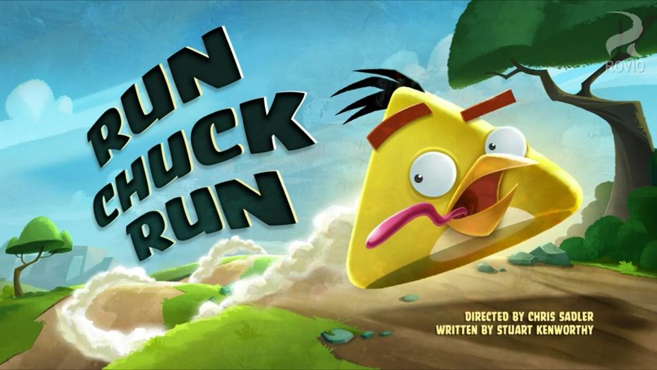 run angry birds