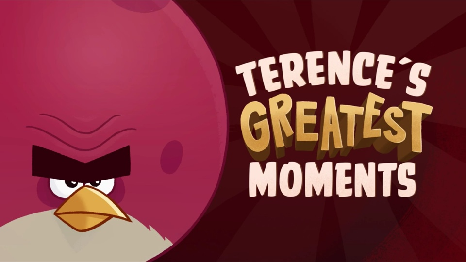 Best of Angry Birds Toons Terence's Greatest Moments