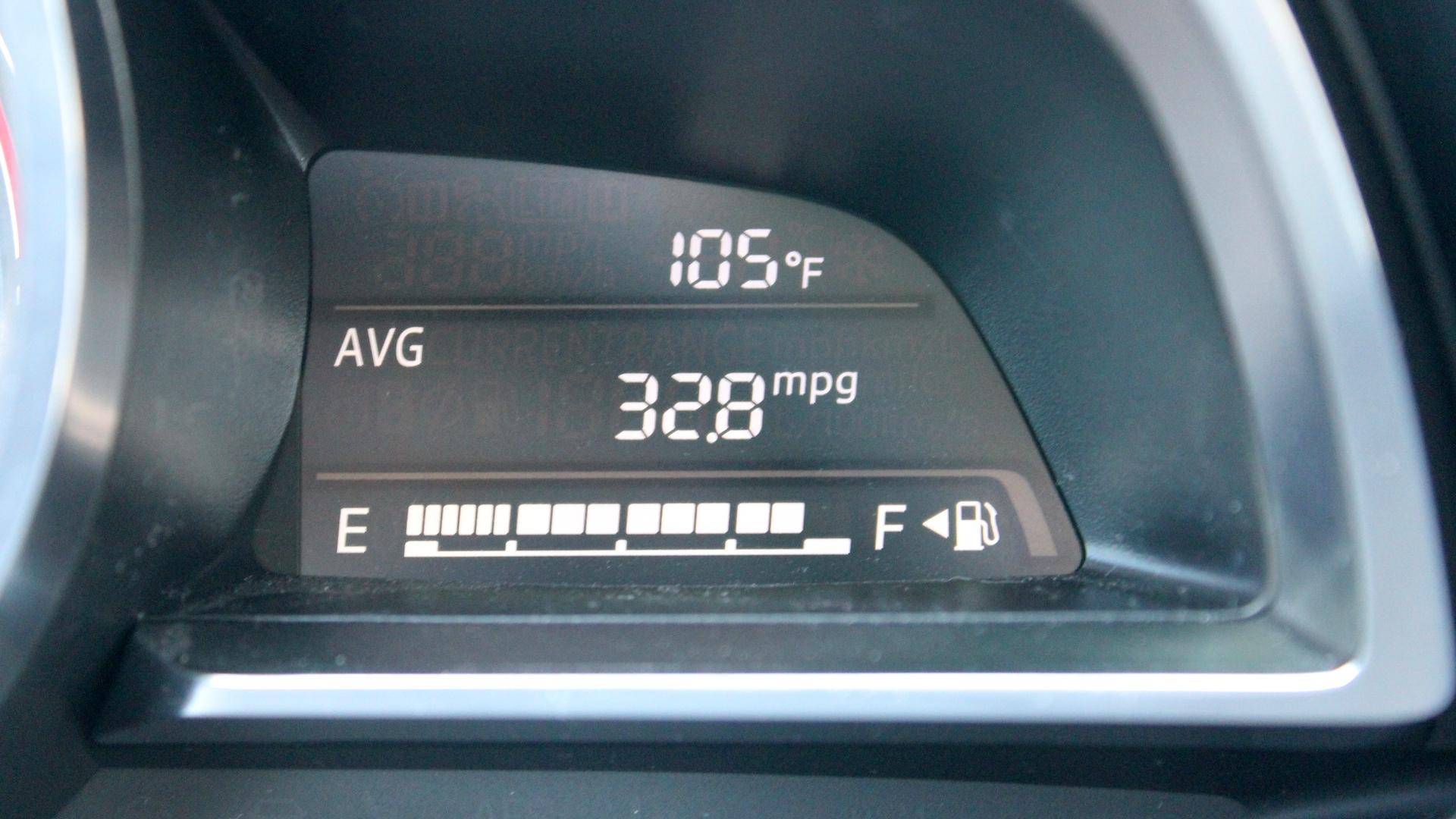 May 14, 2014 105 degree Fahrenheit