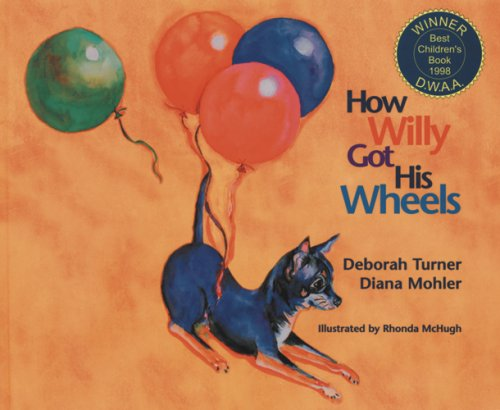 How Willy Got His Wheel Book Cover