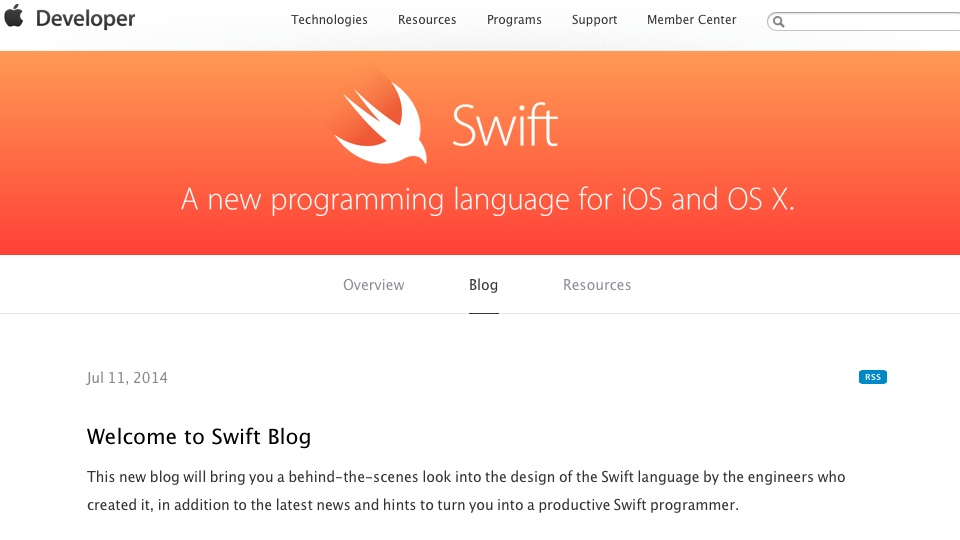swift blog for apple developer 37prime news