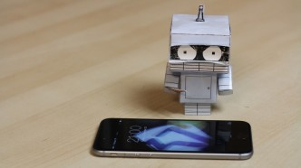 Bender and iPhone 6