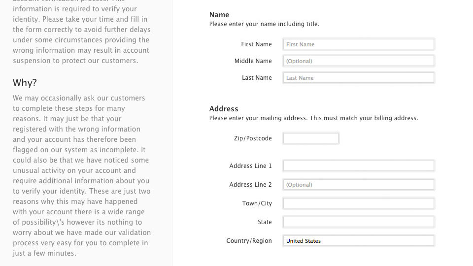 how to change icloud password and email