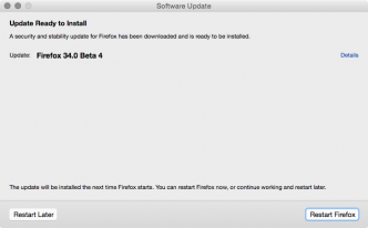 Firefox 34.0 Beta 4
