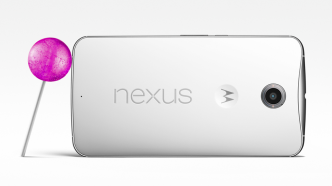 Google Nexus 6 Android Lollipop