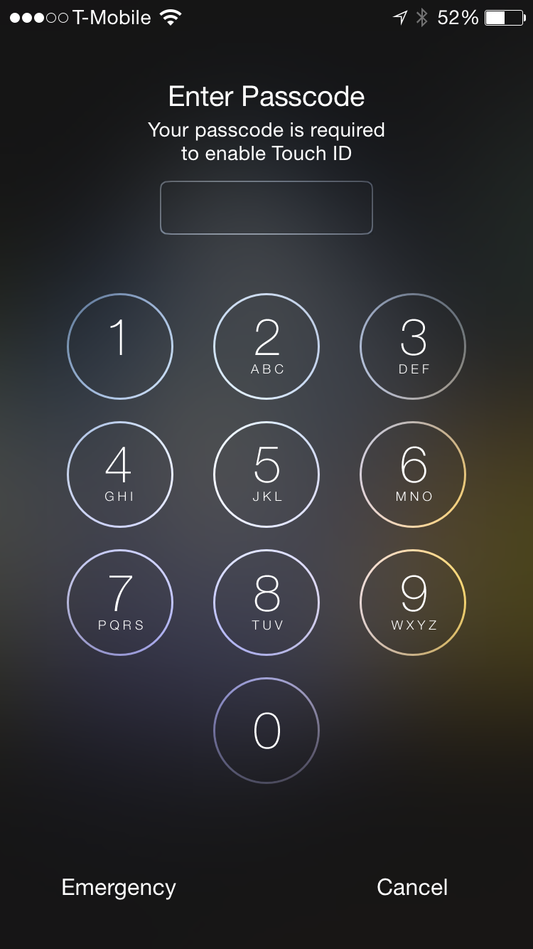 iphone passcode requirement fourth fifth and fingerprints 37prime news 3245