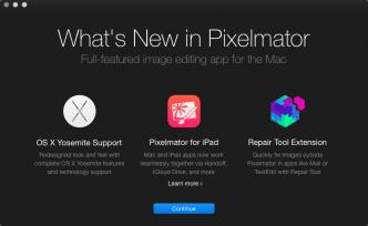Pixelmator 3.3 What's New