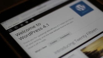 Welcome to WordPRess 4.1
