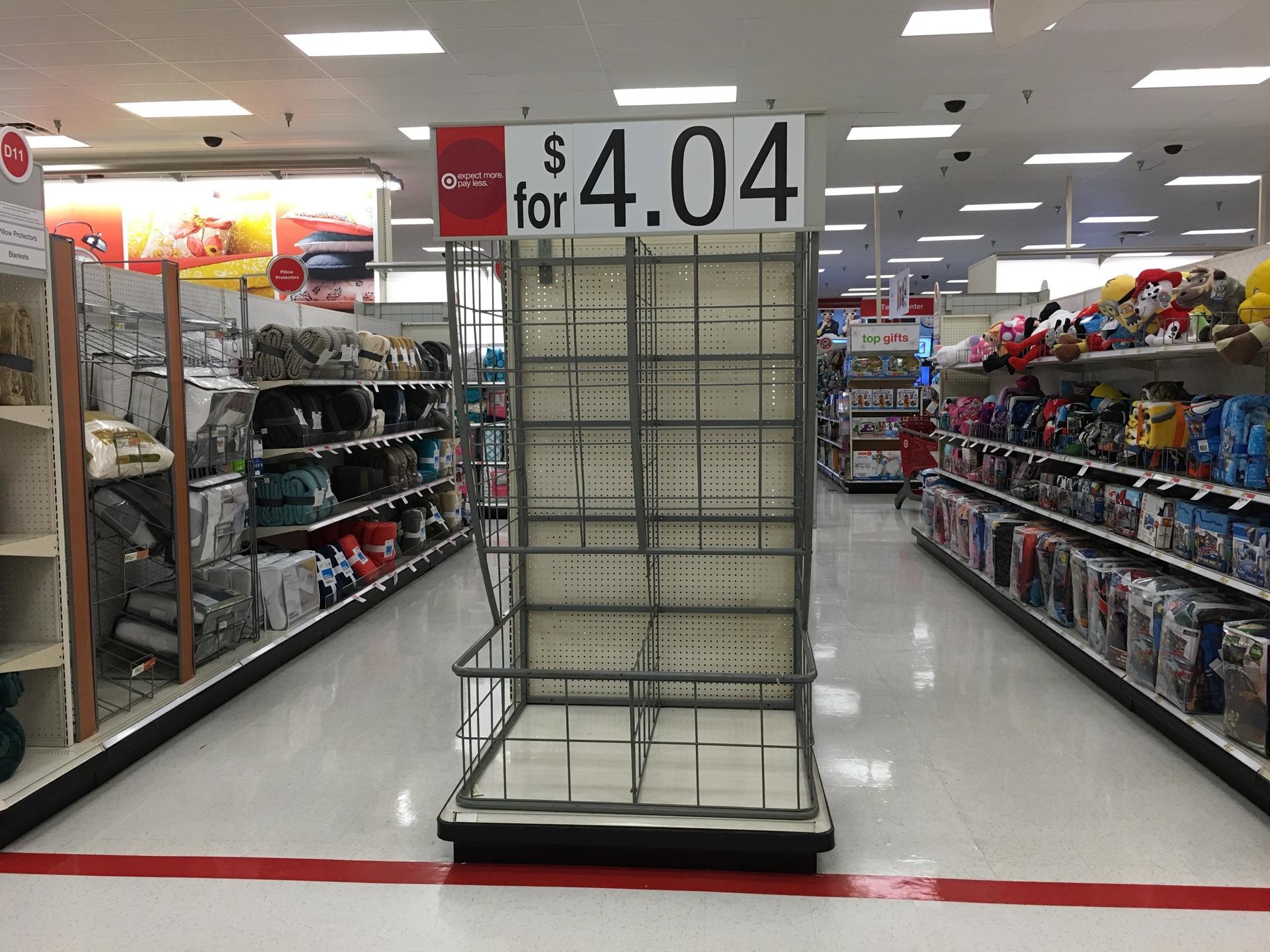 Target 404