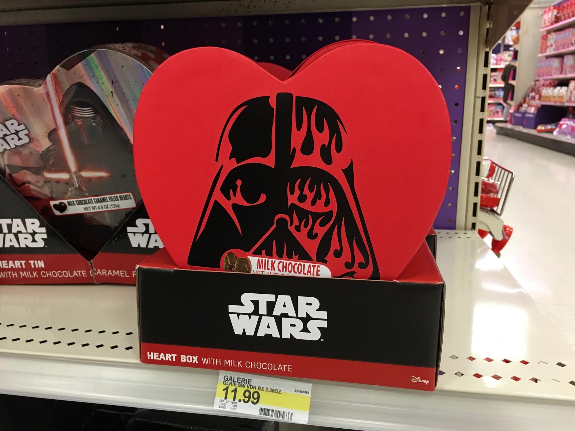 Darth Vader Valentine Merchandise