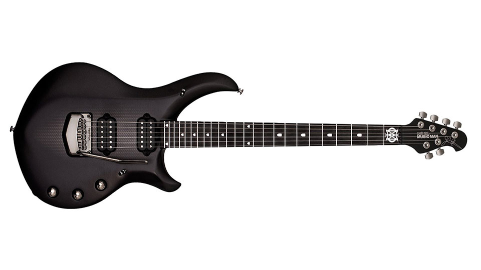 Ernie Ball Music Man Majesty Polar Noir