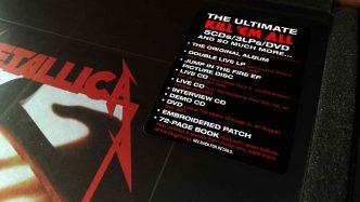 Metallica Kill Em All Deluxe