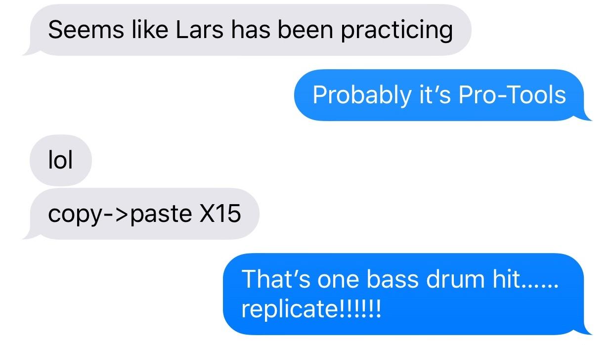 Lars been practicing.jpg