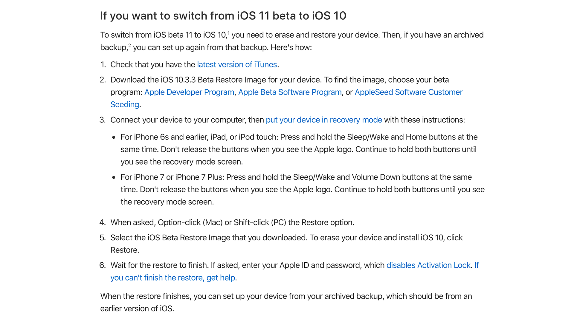 Switching-from-iOS-11-to-iOS-10-Apple-guide