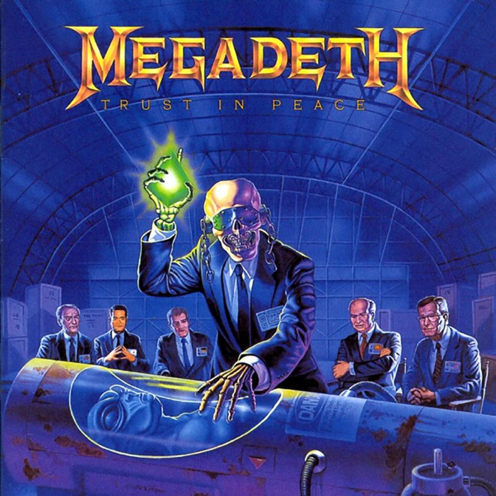 Megadeth: Trust In Peace