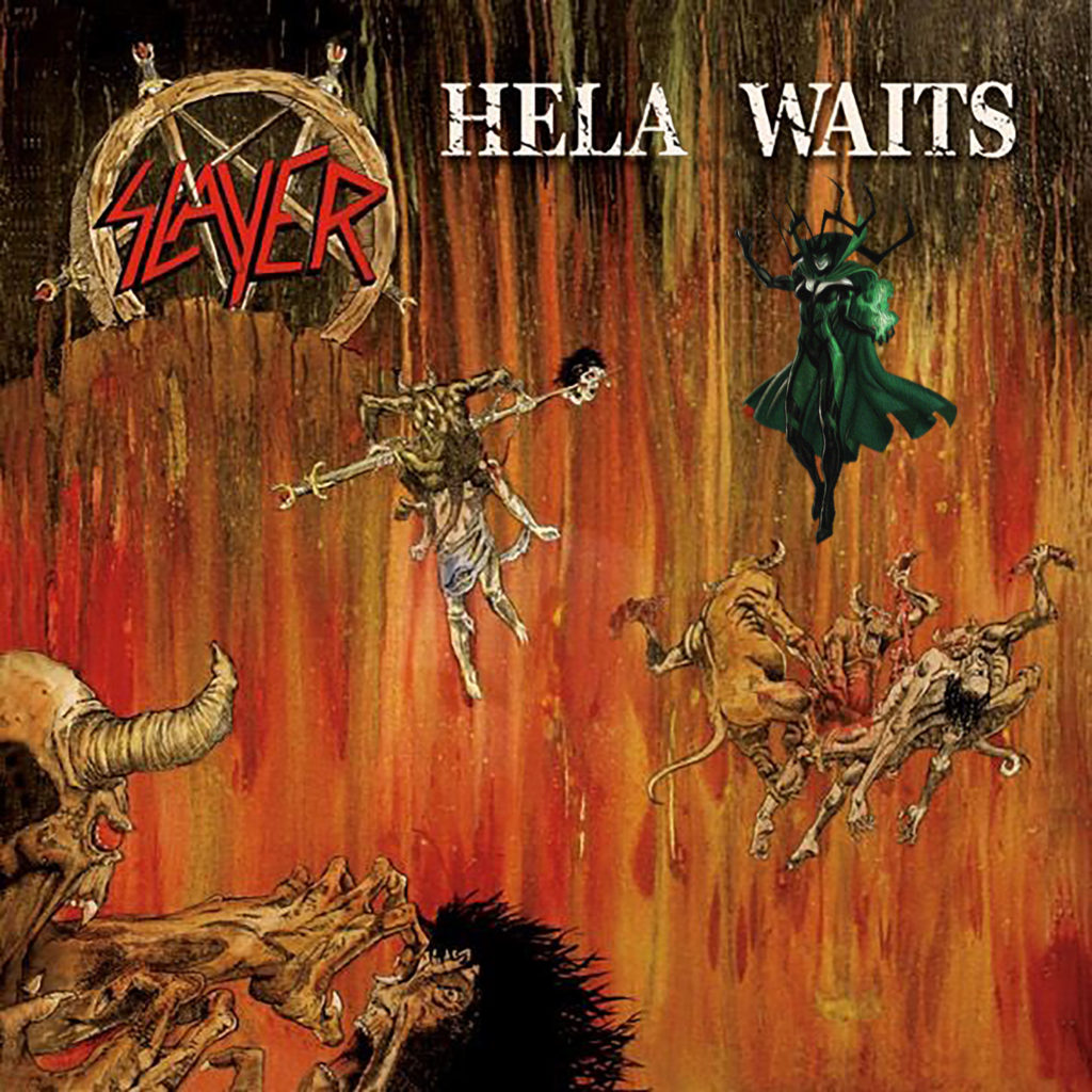 Slayer - Hela Waits