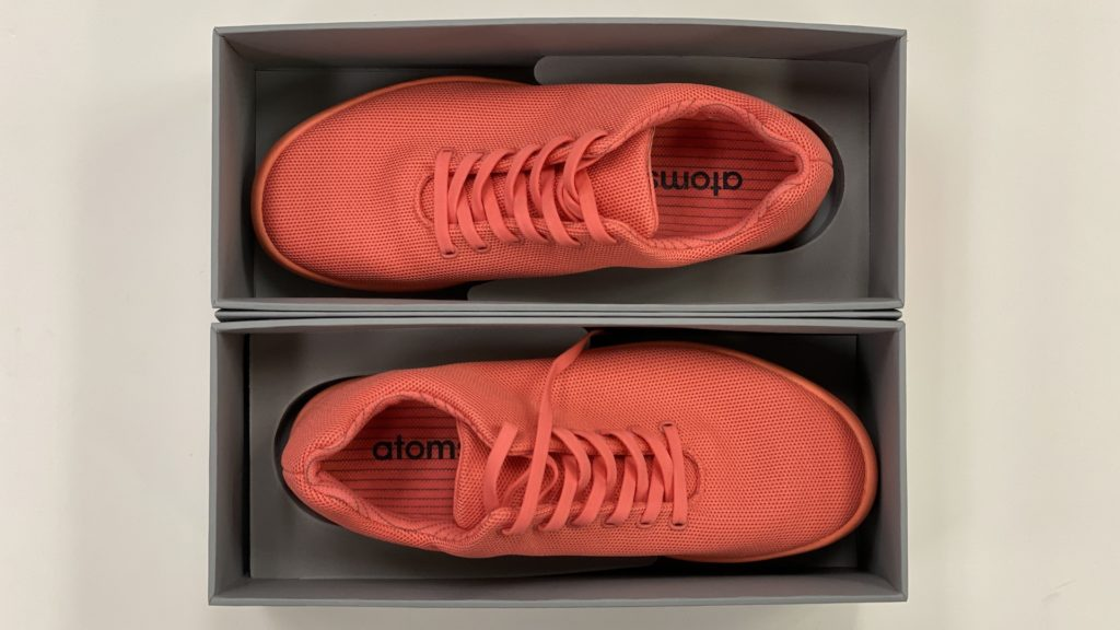 Atoms Model 000 Pink Coral Boxed