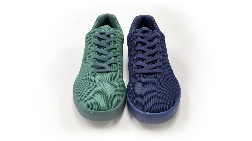 New Atoms 000 in Forest Green and Navy Blue