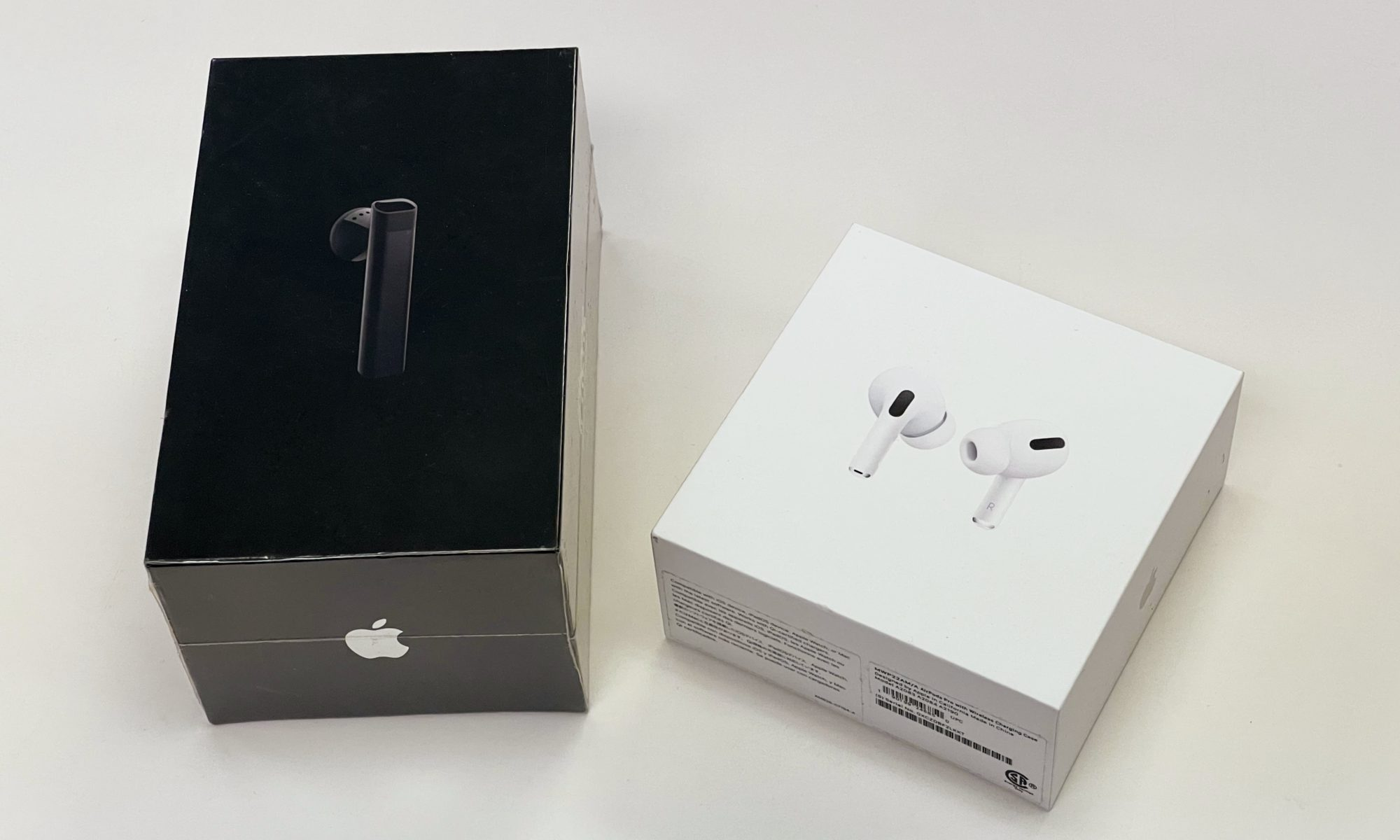First and Latest Apple Bluetooth Headsets